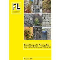 Empfehlungen für Planung, Bau und Instandhaltung von Gabionen, 2012 (Kombipaket)