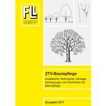 ZTV-Baumpflege – Zusätzliche Technische Vertragsbedingungen und Richtlinien für Baumpflege, 2017 (Kombipaket)