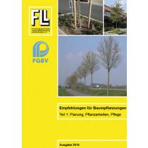 Empfehlungen für Baumpflanzungen – Teil 1: Planung, Pflanzarbeiten, Pflege 2015 (Broschüre)