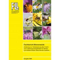Fachbericht Bienenweide, 2020 (Broschüre)