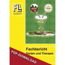 Fachbericht Garten und Therapie, 2011 (Downloadversion)