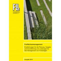 Freiflächenmanagement – Empfehlungen für die Planung, Vergabe und Durchführung von Leistungen für das Management von Freianlagen 2019 (Broschüre)