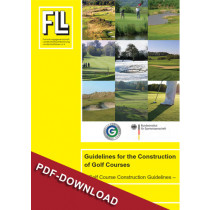 Golf Course Construction Guidelines, 2008 (Downloadversion)