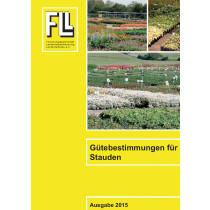 Gütebestimmungen für Stauden, 2015 (Broschüre)