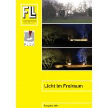 Fachbericht Licht im Freiraum, 2007 (Broschüre)