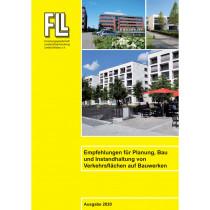 Empfehlungen für Planung, Bau und Instandhaltung von Verkehrsflächen auf Bauwerken, 2020 (Broschüre)