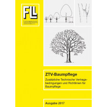 ZTV-Baumpflege – Zusätzliche Technische Vertragsbedingungen und Richtlinien für Baumpflege, 2017 (Broschüre)