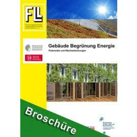 Leitfaden Gebäude Begrünung Energie, 2014