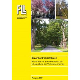 Baumkontrollrichtlinien – Richtlinien für Baumkontrollen zur Überprüfung der Verkehrssicherheit, 2020 (Broschüre)
