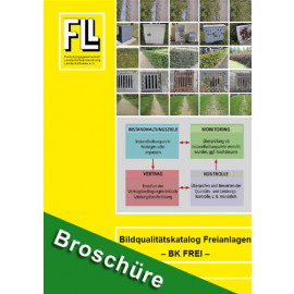 Bildqualitätskatalog Freianlagen - BK FREI, 2016
