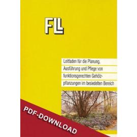 Gehölzpflanzungsleitfaden, 1999 (Downloadversion)