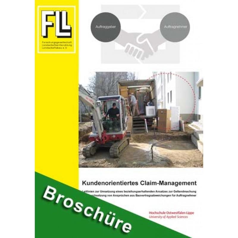 Kundenorientiertes Claim-Management (Forschungsbericht), 2019 (Broschüre)