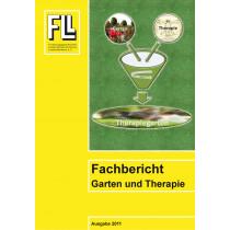 Fachbericht Garten und Therapie, 2011 (Broschüre)