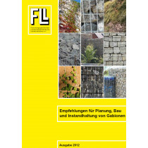 Empfehlungen für Planung, Bau und Instandhaltung von Gabionen, 2012 (Broschüre)